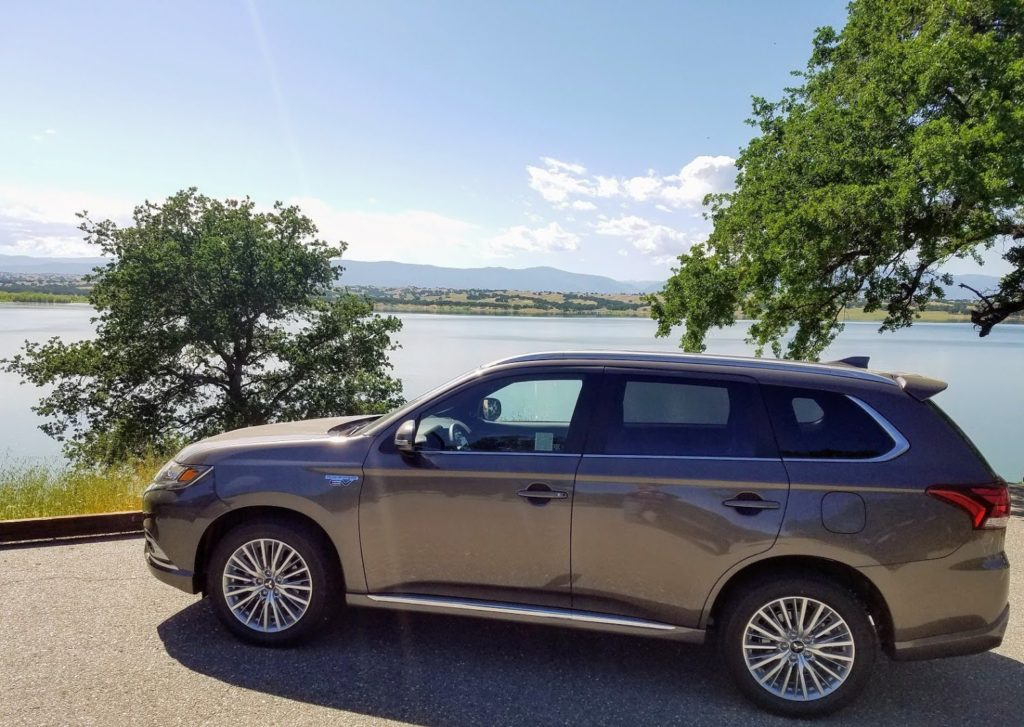 The 2019 Mitsubishi Outlander PHEV from WestMitsubishi.com