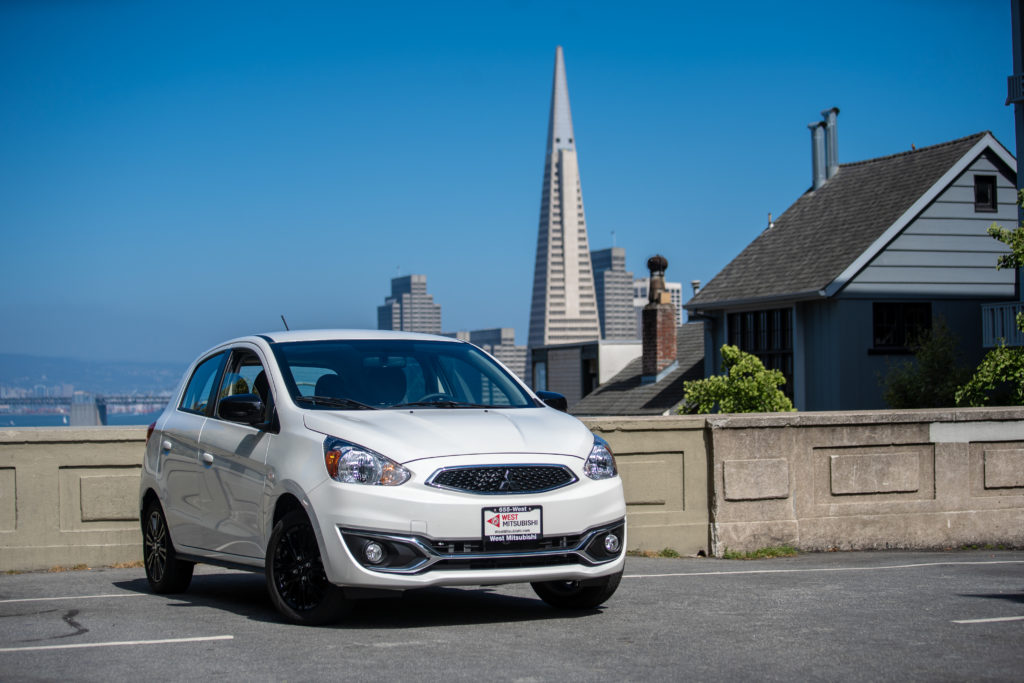 2019 Mitsubishi Mirage Limited Edition from West Mitsubishi